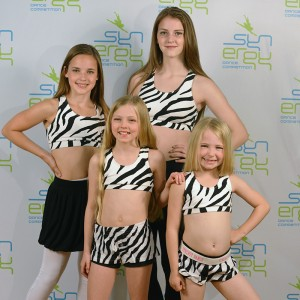 Zebra sports bra all sizes